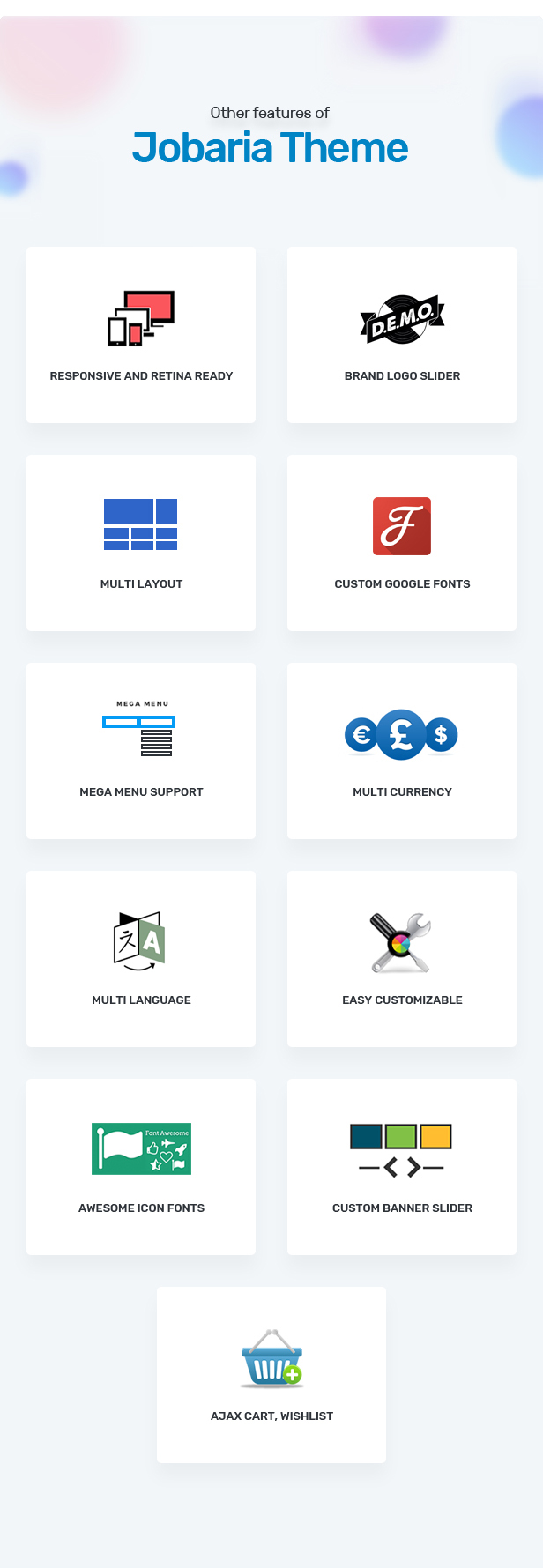 Jobaria - Technology Theme for WooCommerce WordPress 10