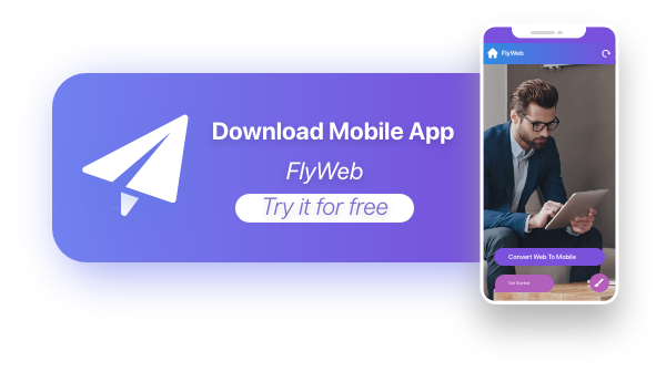 FlyWeb for Web to App Convertor Flutter + Admin Panel - 16