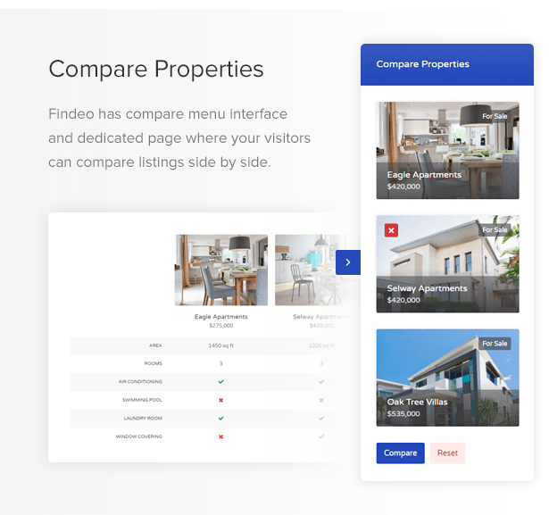 Findeo - Real Estate WordPress Theme 6