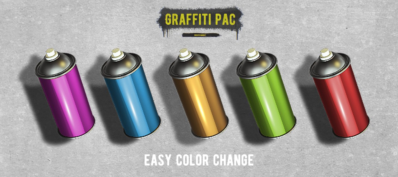 Graffiti Pac - 4