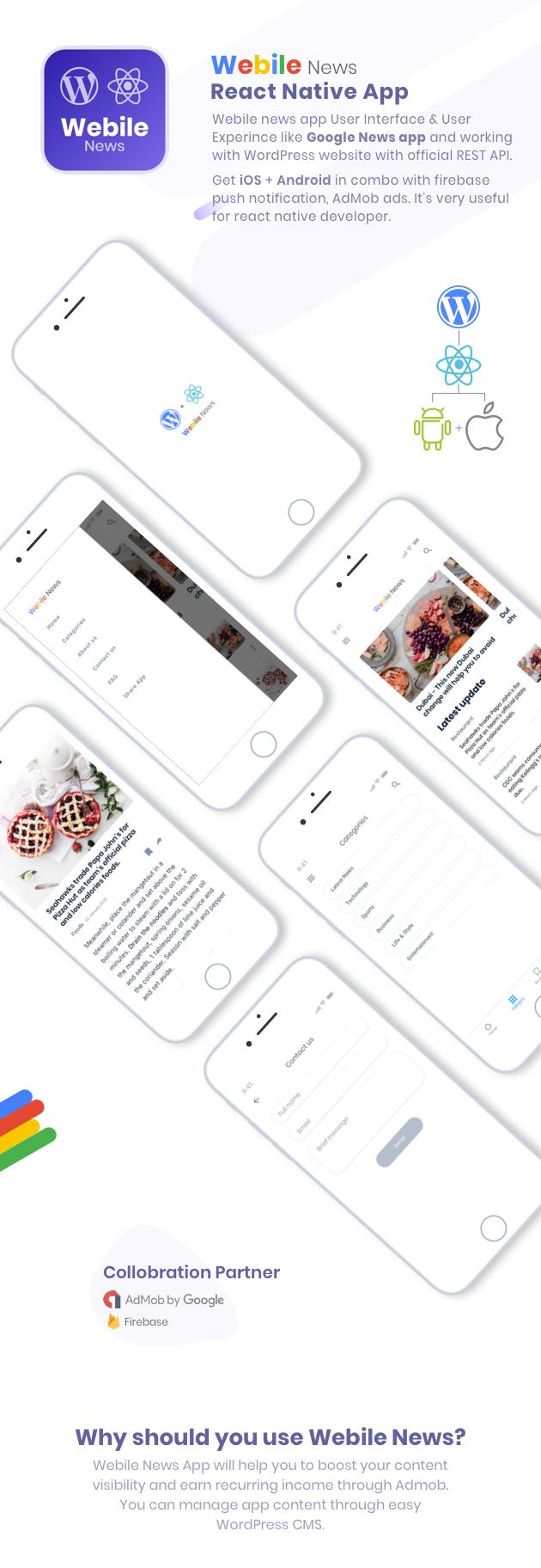 Google News Clone App