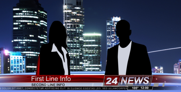 Broadcast Design - Complete News Package - 4