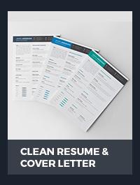 Resume & Cover Letter - 27