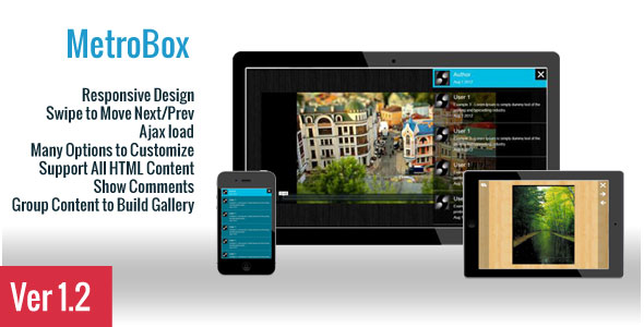 Nuxion jQuery - Responsive UX Navigation Menu Bar - 5