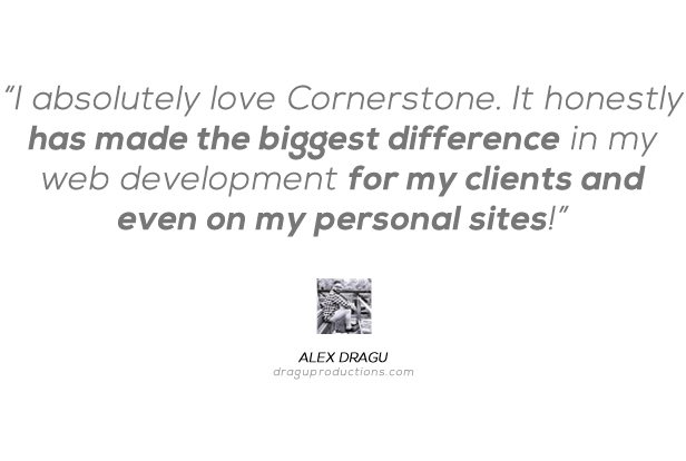 Cornerstone | The WordPress Page Builder - 8