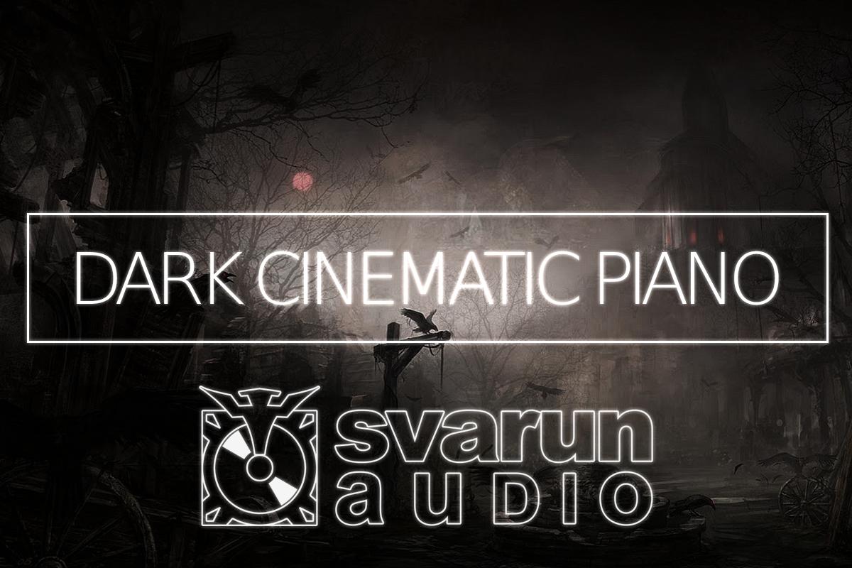 Dark Cinematic Piano - 1