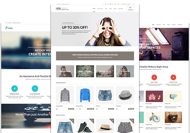 Lotus Flower - Flexible Multi-Purpose Shop Theme - 36