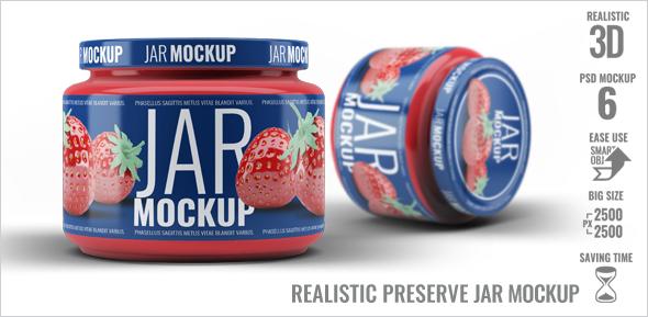 Mason Jar Mock-Up V.1 - 4