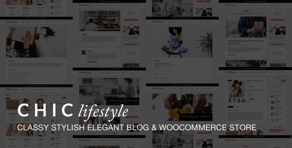 Chic WordPress Theme