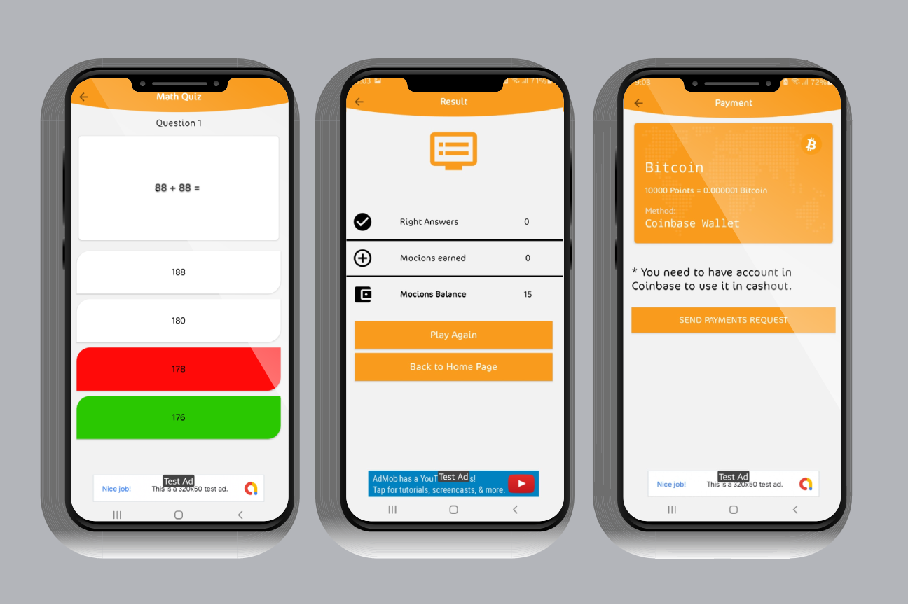 Bitcoin Miner App with Admin Panel and Admob - 4