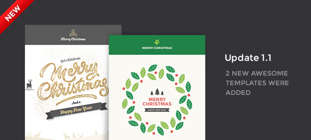 Christmas and new year responsive email template with builder by christmas and new year responsive email template with builder maxwellsz