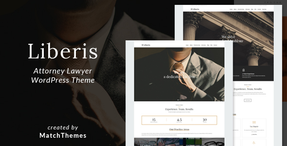 Visit Liberis WP Theme