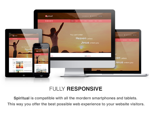 spiritual-theme-feature-responsive