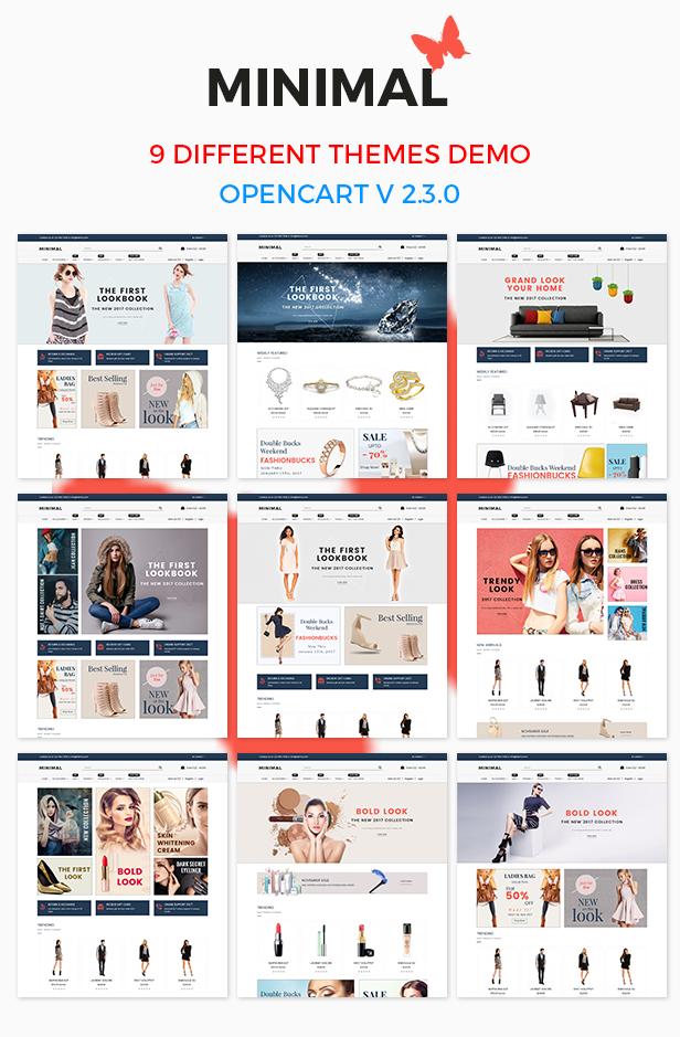 opencart v2.3.x
