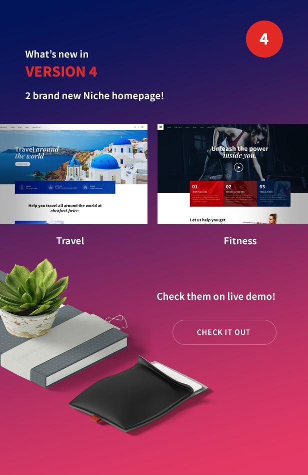 Heli - Minimal Creative Black and White WordPress Theme by