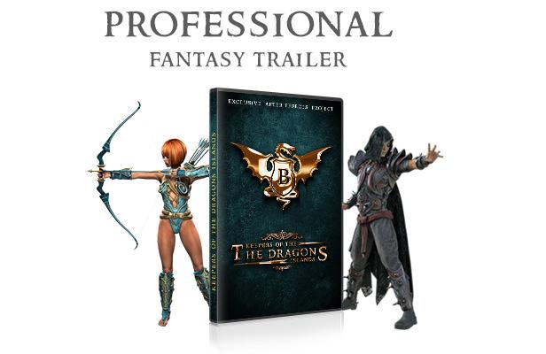 Dragons Islands - The Fantasy Trailer - 1