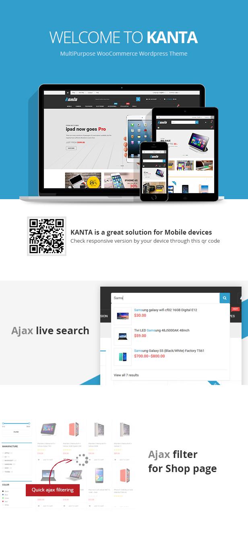 Kanta - Multipurpose WooCommerce WordPress Theme - 1