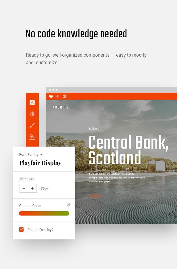 Arquito - 3D Architecture & Interior WordPress Theme - 7