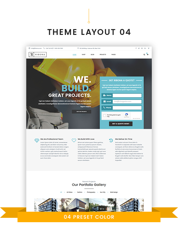 VG Ribona - WordPress Theme for Construction, Building Business - 30