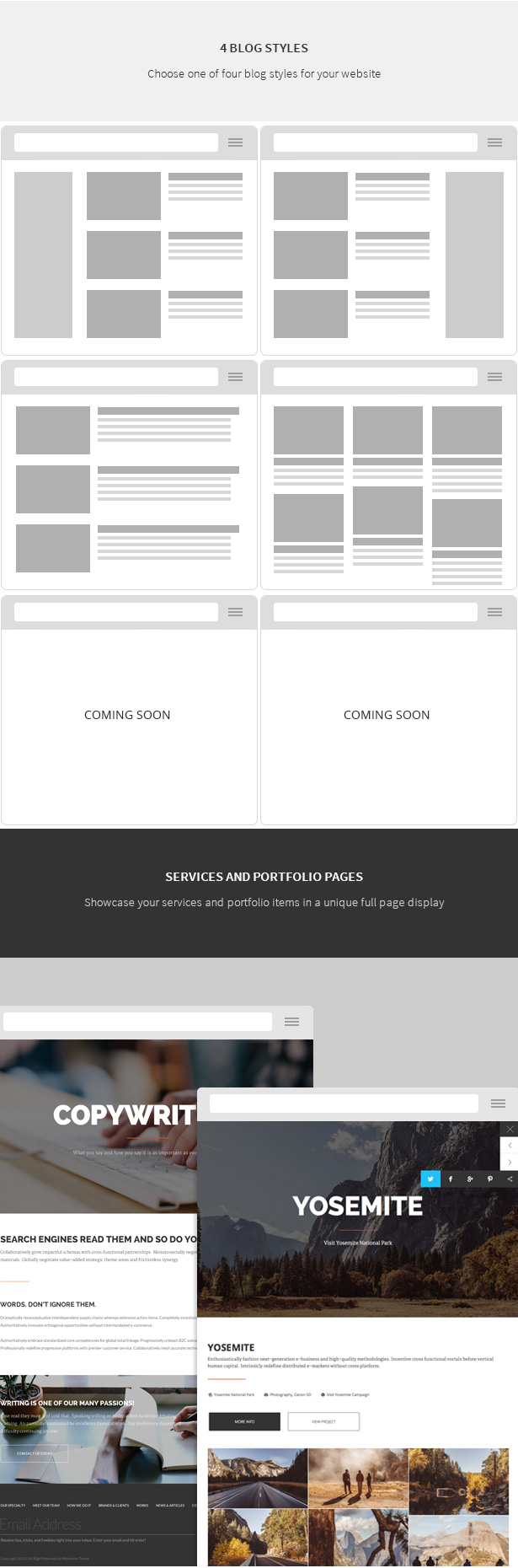 Salem - Clean and Bold One Page Wordpress Theme - 10