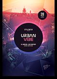 Urban Vibe Flyer
