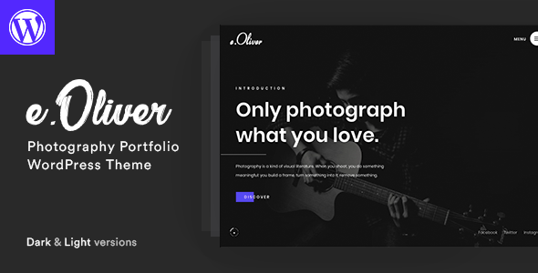 Oliver WordPress Theme