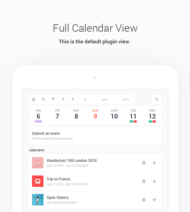 Stachethemes Event Calendar - WordPress Events Calendar Plugin - 8