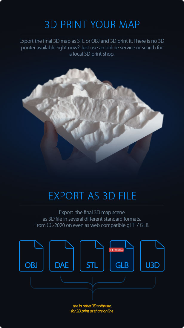 3D Map Generator - 3D Mapper - Photoshop Plug-in - 8