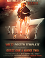 KillerSound Flyer Template - 178
