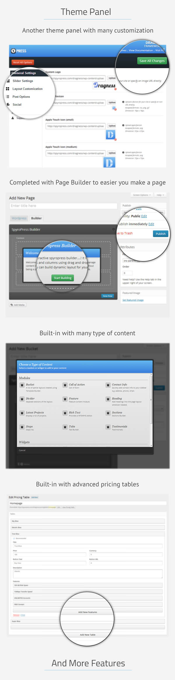 Alfa Responsive OnePage Wordpress Theme - 11