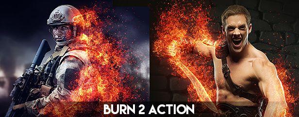 Double Exposure Photoshop Action - 48