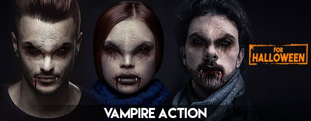 Double Exposure Photoshop Action - 17