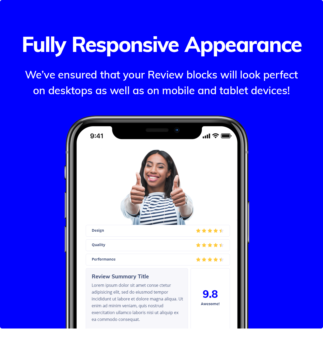 JetReviews - Reviews Widget for Elementor Page Builder - 6
