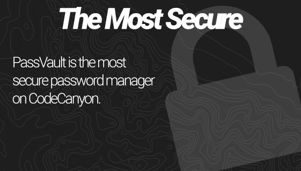 PassVault - Secure Password Manager