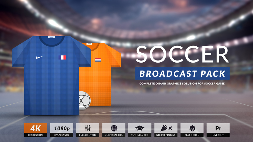 soccer broadcast pack