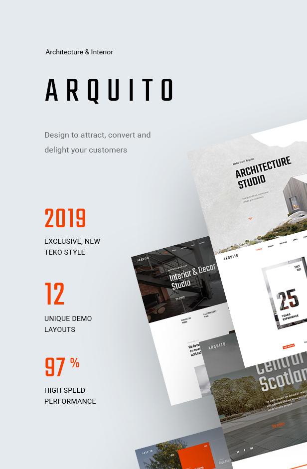 Arquito - 3D Architecture & Interior WordPress Theme - 5