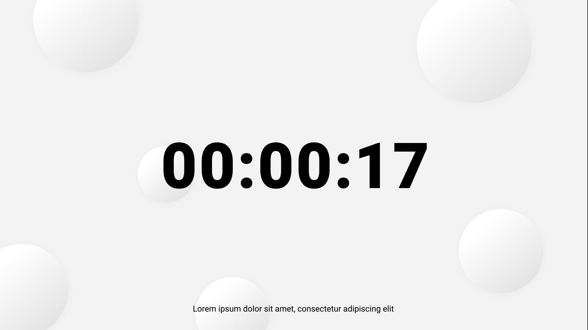 Countdowns & Timers Pack - 23