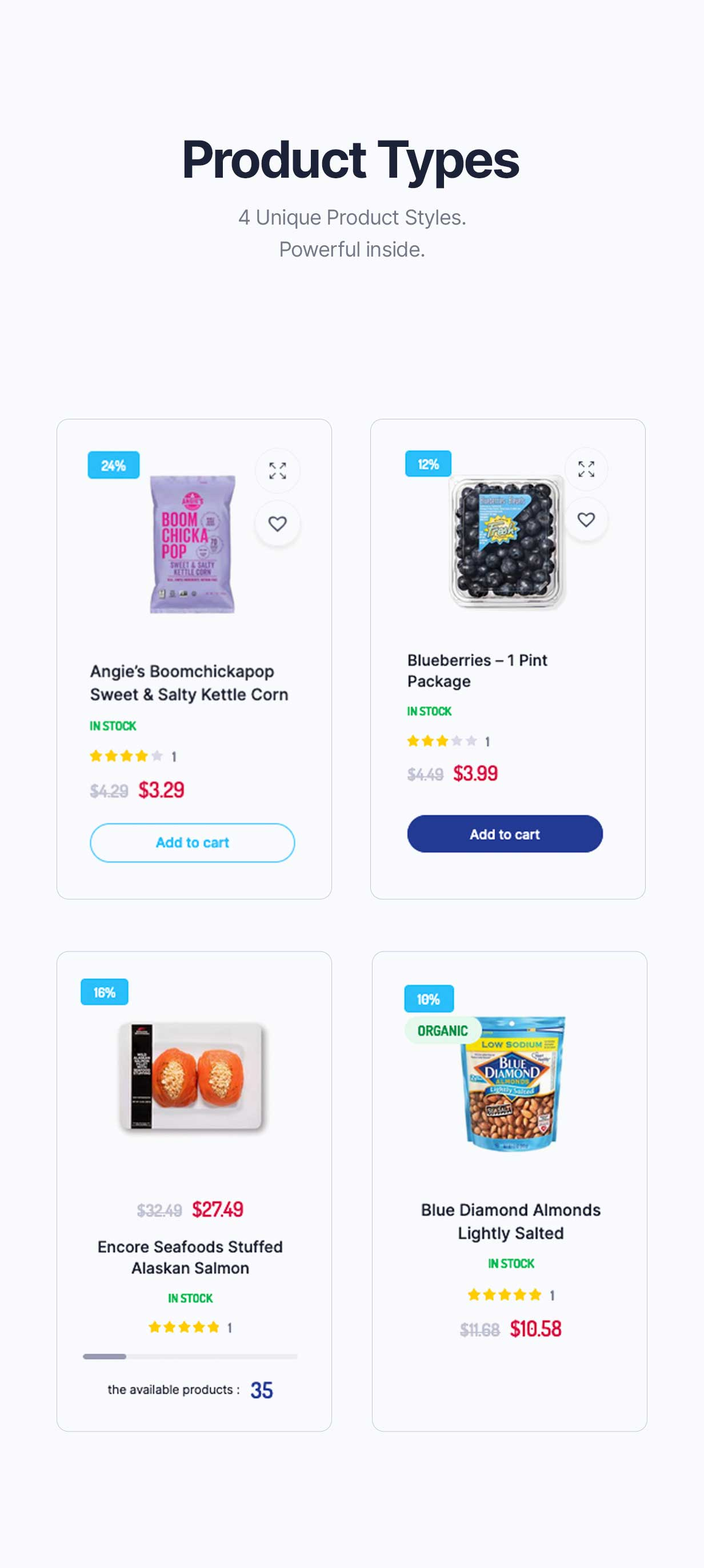 Bacola - Grocery Store and Food eCommerce Theme - 11