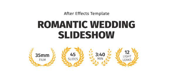 Romantic Wedding Slideshow - 1