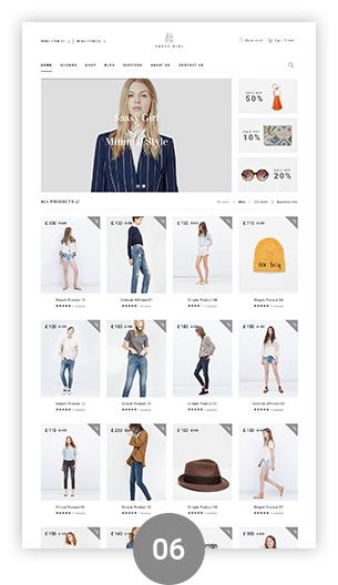 VG Sassy Girl - Responsive WooCommerce WordPress Theme - 21