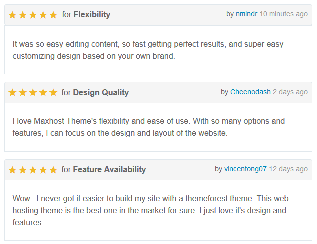 MaxHost - Web Hosting, WHMCS and Corporate Business WordPress Theme with WooCommerce - 1