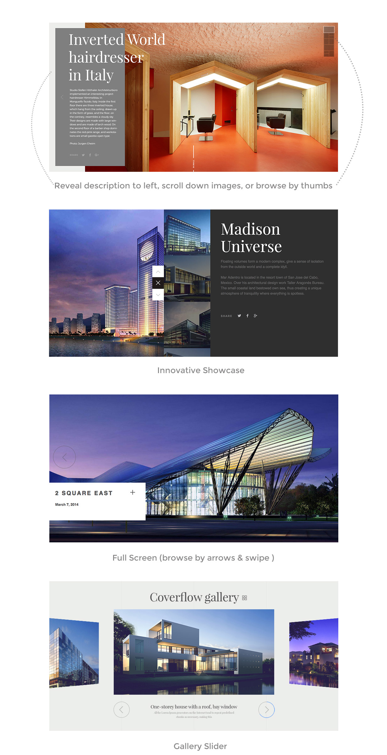 Interio Is A Modern WordPress Theme For Architect Bureau Interior Designer Company Architecture Studio Architectural Projects House Build