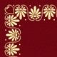 Vector Vintage Gold Greek Ornament (Meander) - 7