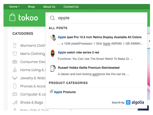 Tokoo - Electronics Store WooCommerce Theme for Affiliates, Dropship and Multi-vendor Websites - 13