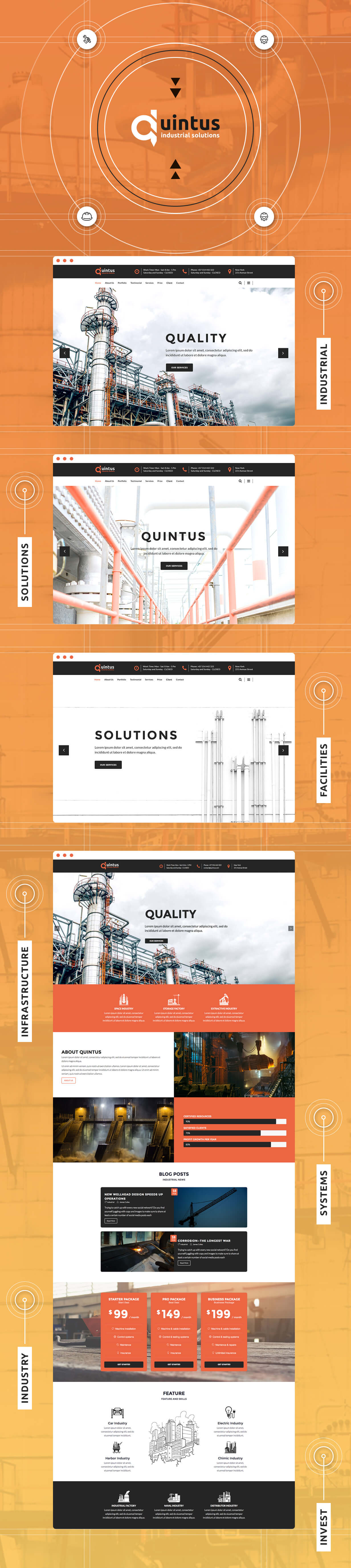 Quintus - Industry / Factory / Engineering WordPress Theme - 2