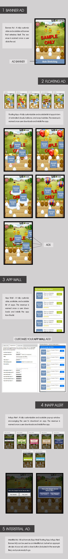 AIR LeadBolt Ad Pack - 3