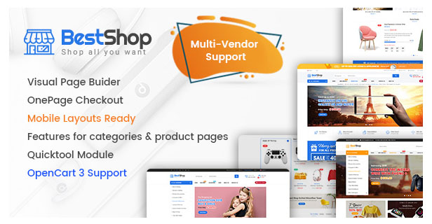 SGame - Responsive Accessories Store OpenCart Theme (Include 3 mobile layouts) - 9