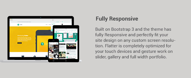 Flatter - Multi-Purpose Theme for Your Creativity - 7