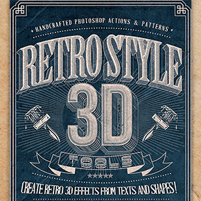 Realistic Embroidery - Photoshop Actions - 40