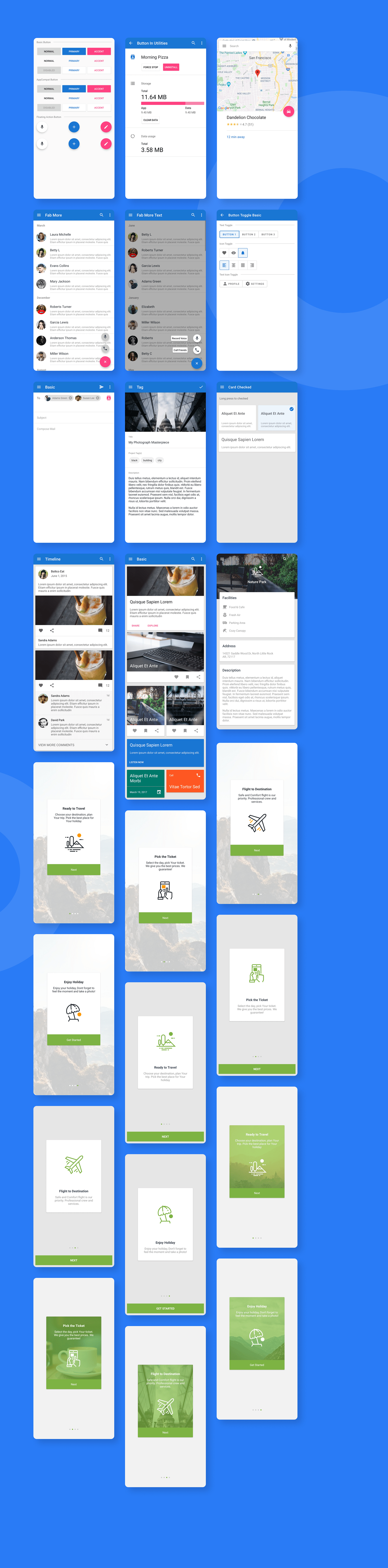 MaterialX - Android Material Design UI Components 2.7 - 12